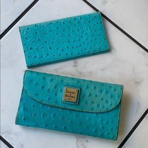 Authentic Dooney & Burke wallet